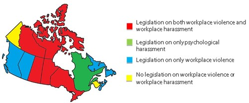 workplace violence canada graphic